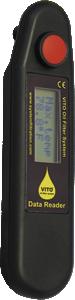 Čtečka provozních dat používání VITO filtrace oleje - VITO® Data Reader