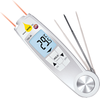 Infračervený / vpichovací teploměr - VITO® 104-IR